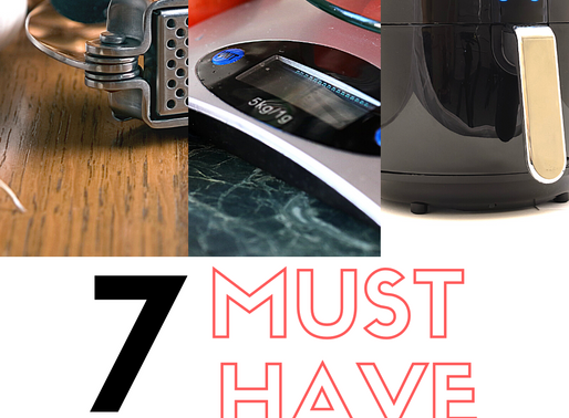 7 Must Have Kitchen Tools and Gadgets