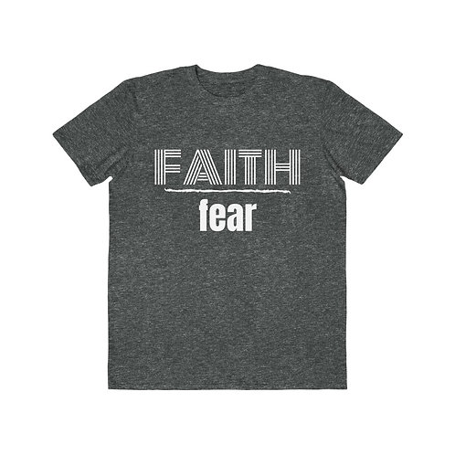 Men's Faith over Fear Tee