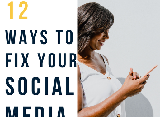 How To Fix Your Social Media Addiction