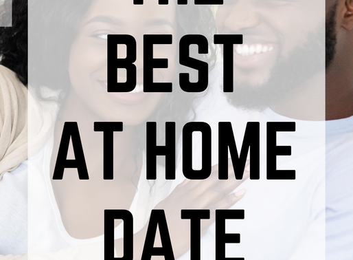 The Best At Home Date Night