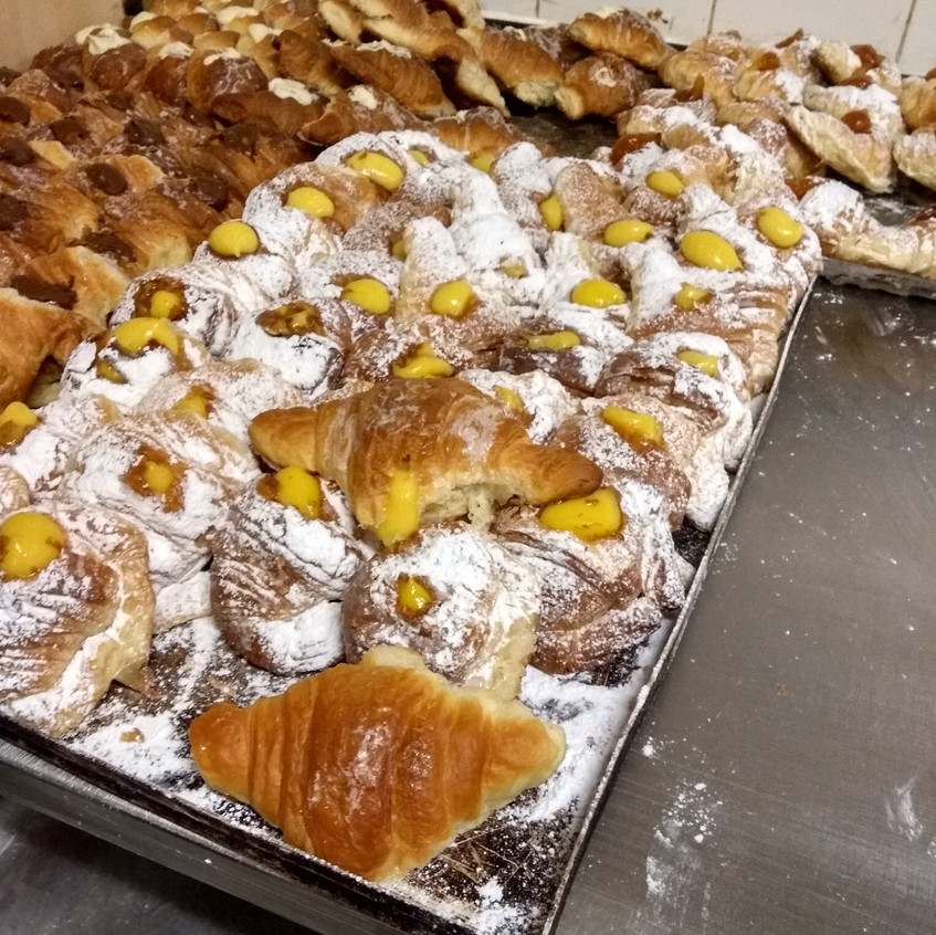 These were custard filled; my fav!