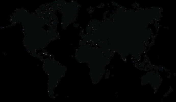 Map of market by region