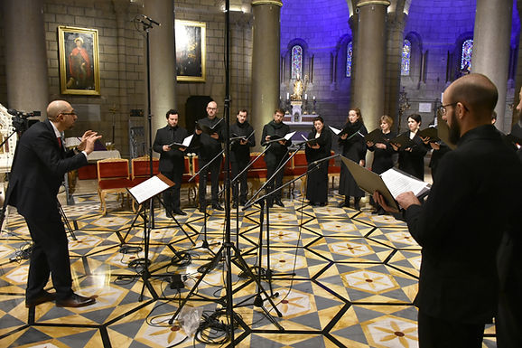 Cathédrale de Monaco - Concert Spirituel