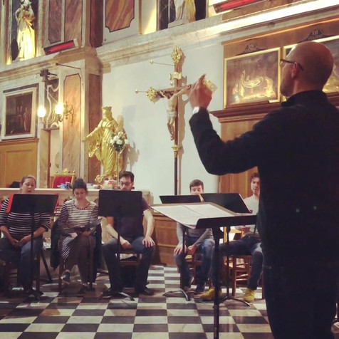 Vaughan Williams - Mass in G