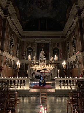 Concert Spirituel - Renaissance et XXème