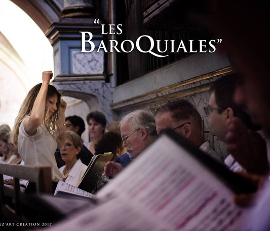 BaroQuiales - Rémy Masséglia