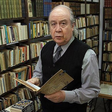 Librería El Galeón-Roberto Cataldo