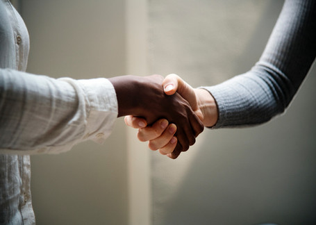 Building a great real estate partnership