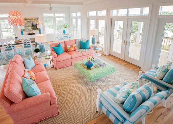 Topsail Island House Tour