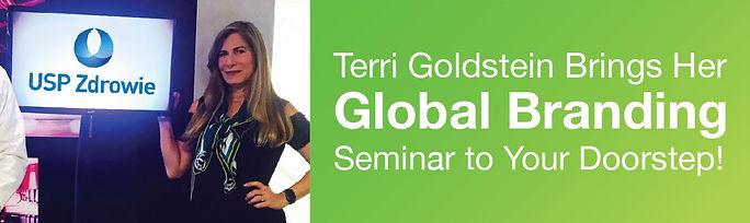 USP Zdrowie, Global Branding, seminar, workshop, terri goldstein workshop, the goldstein group seminar, global visual vocabulary, IP protection