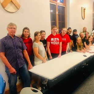 Feed the Homeless Event - 8/2019