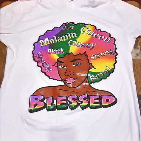 VBW Afrocentric T-Shirt