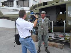 Barrett-Jackson Palm Beach Auction     Speed Channel interview