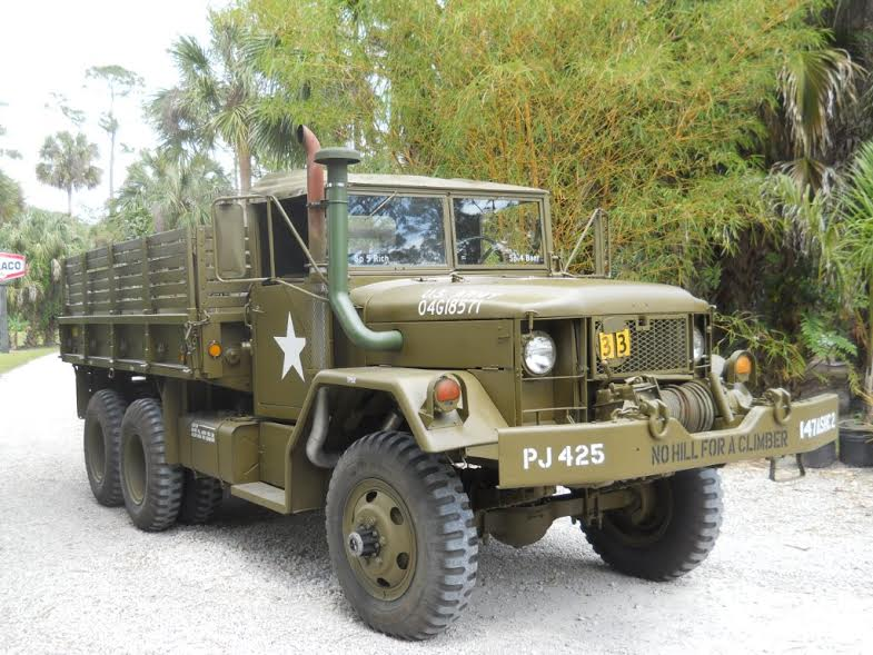 M35A2 1965 Kaiser total restoration Vehicle #2