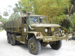 M35A2 1965 Kaiser total restoration Vehicle #2