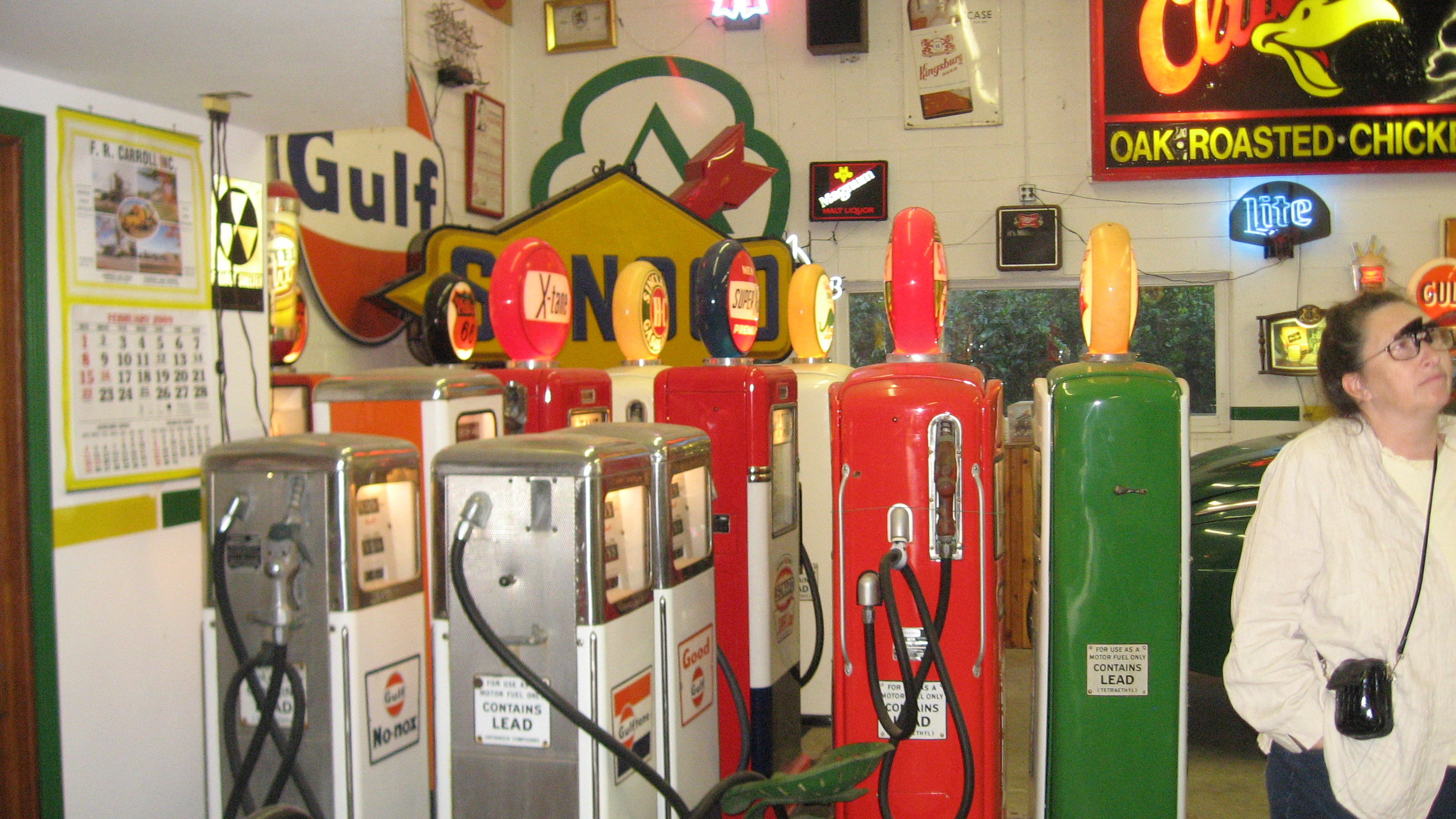 Gas Pumps