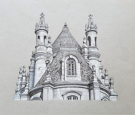 Parisian Turrets