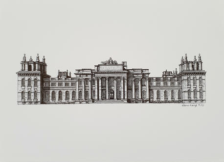 Blenheim Palace, Oxon