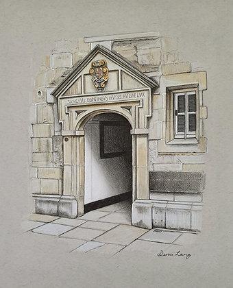 St Edmunds Hall, Oxford