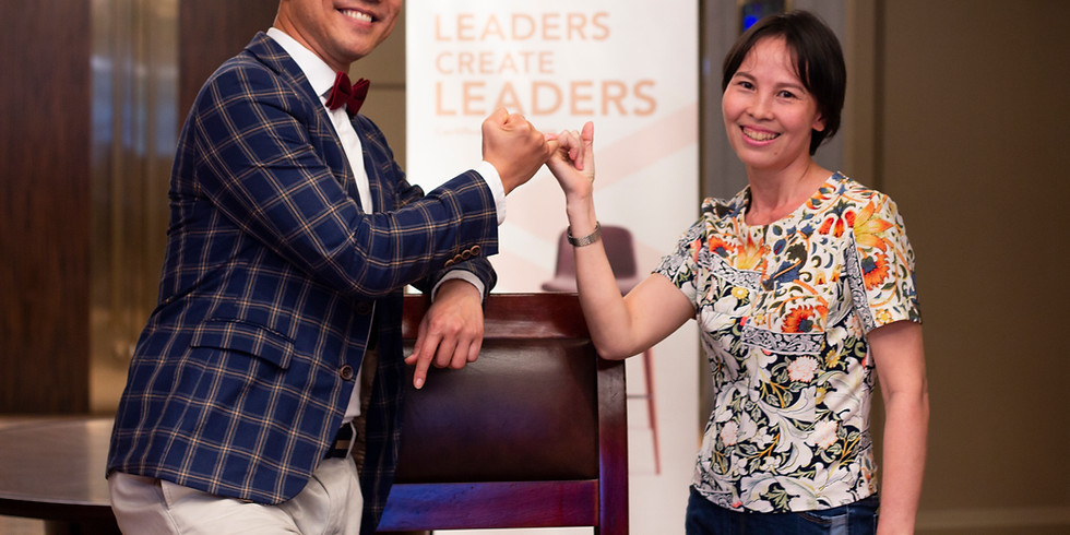 Leadership Coaching Program - Cohort 38