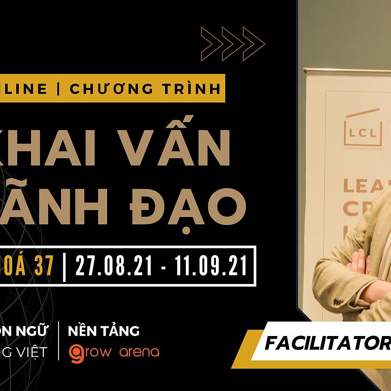 [Online] Chương trình khai vấn lãnh đạo | Khoá Tiếng Việt | Tháng 8