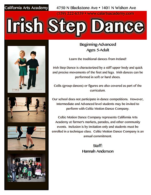 how to irish dance step by step