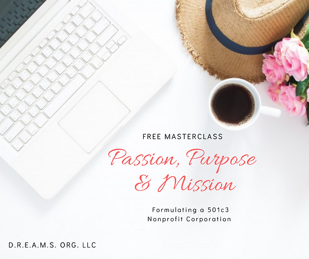 Free Masterclass_ Passion Purpose Missio