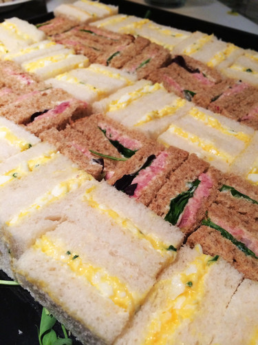 Selection of sandwishes