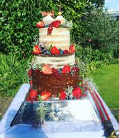 Connie wedding cake