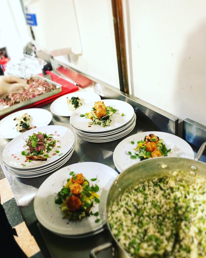 Vegetarian main course