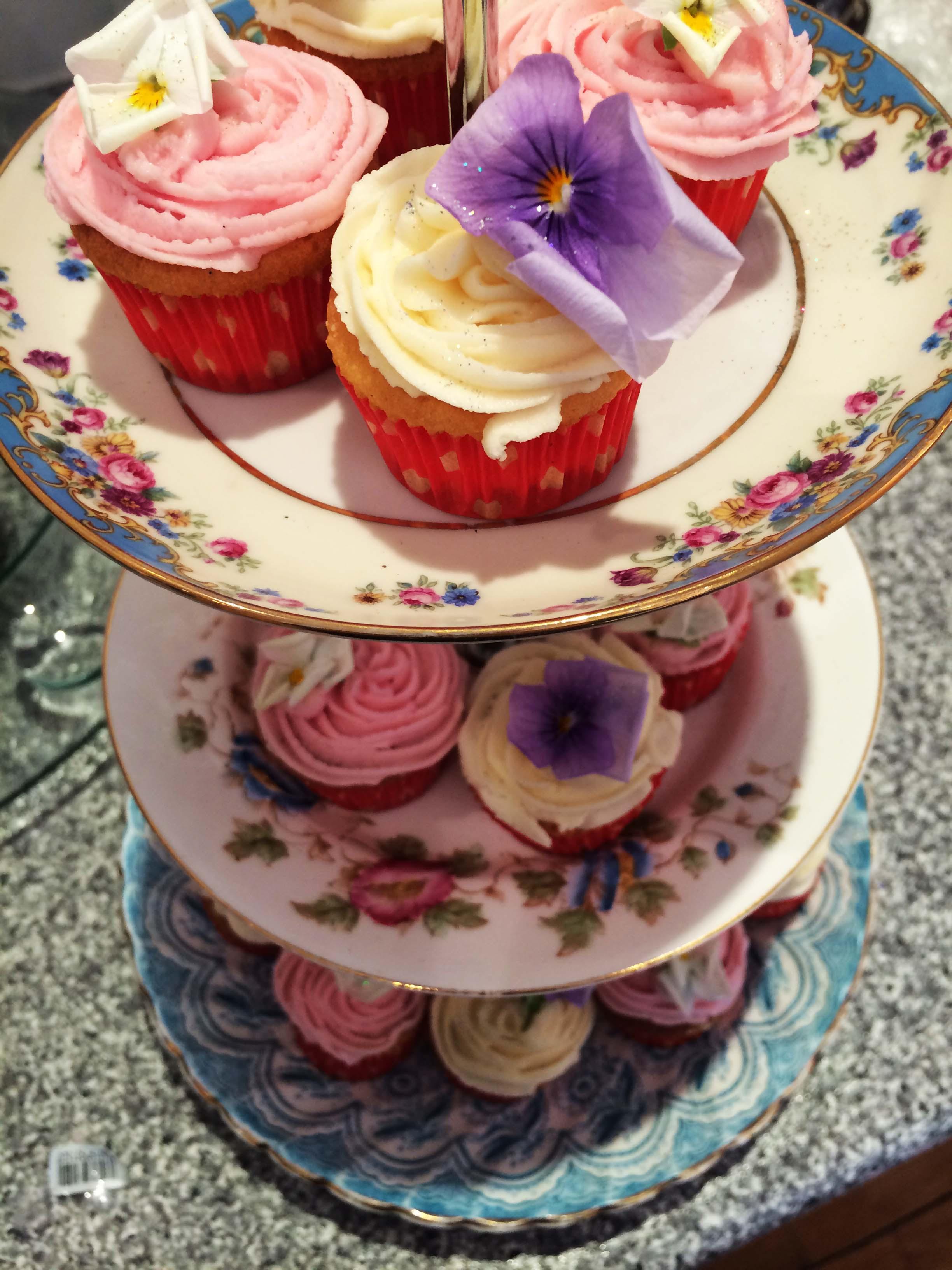 Mini cupcakes 1