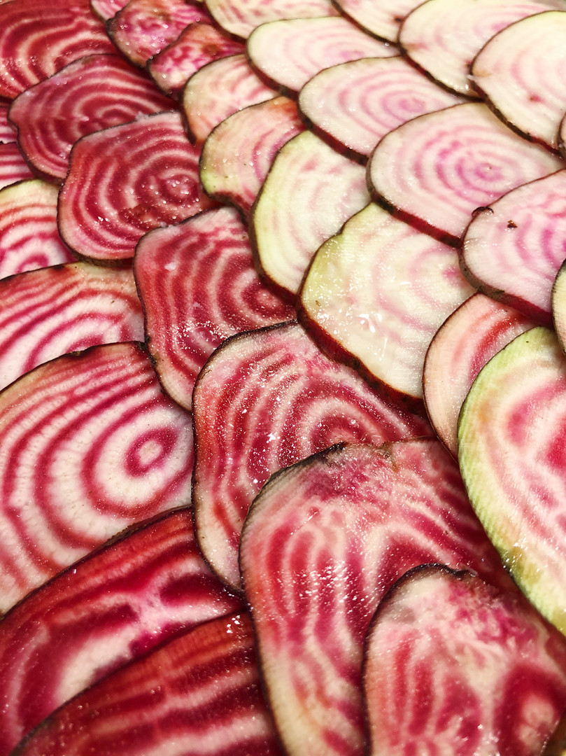 Candy beetroot