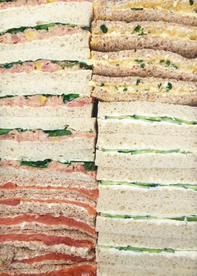 Sandwich selection