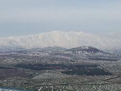 The Hermon Mountain