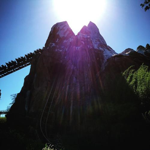 Expedicion Everest en Animal Kingdom