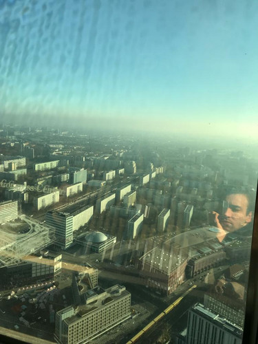 Vistas desde la Torre de Television