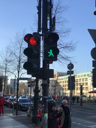 Semaforos de Berlin