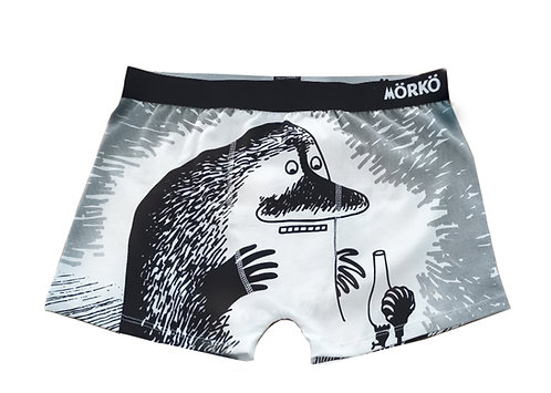 Mörkö Boxerit / Moomin The Groke Boxers