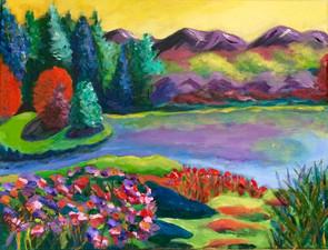 Colorado Colors 14x16 $225