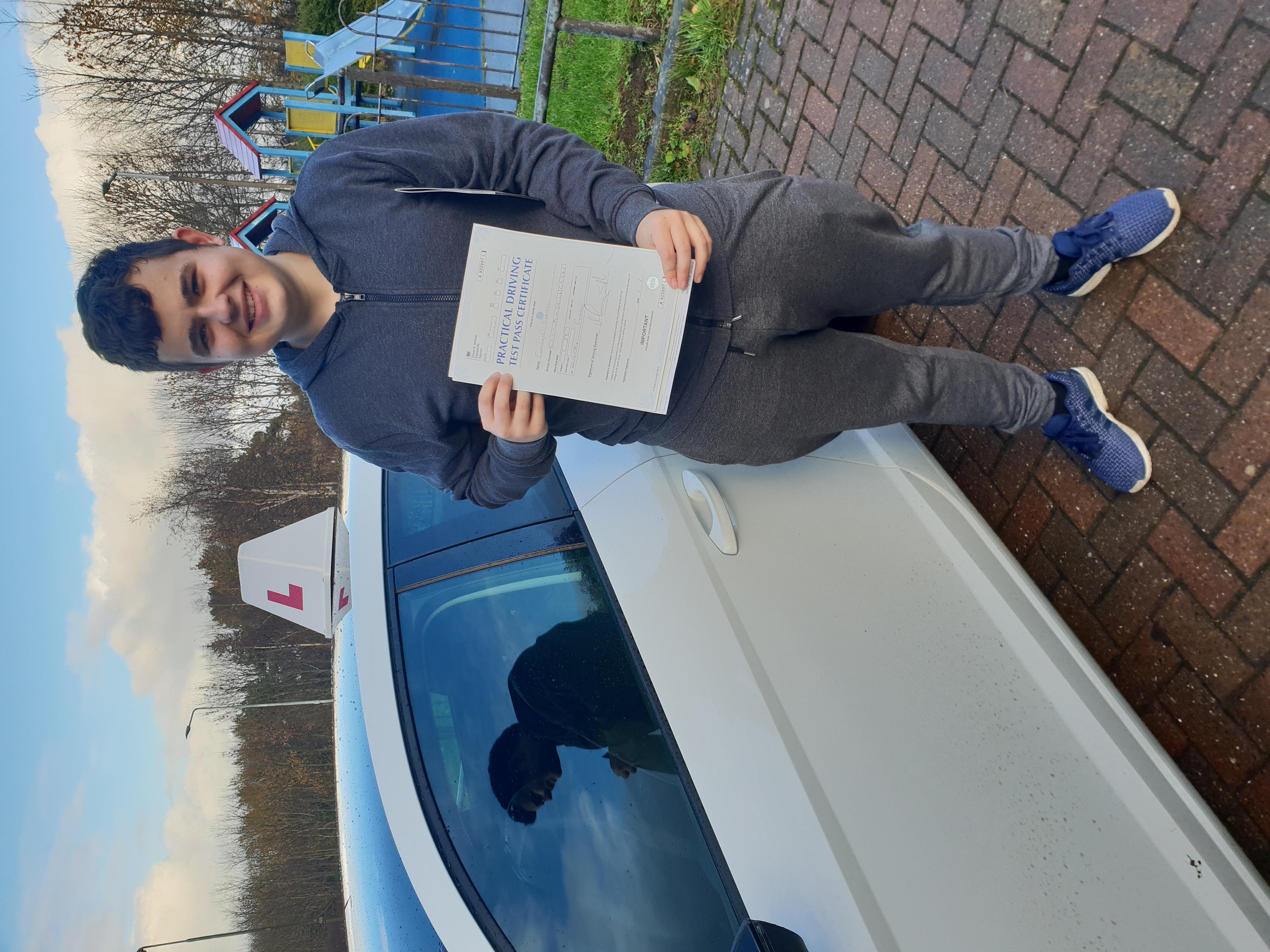 driving Instructor edinburgh