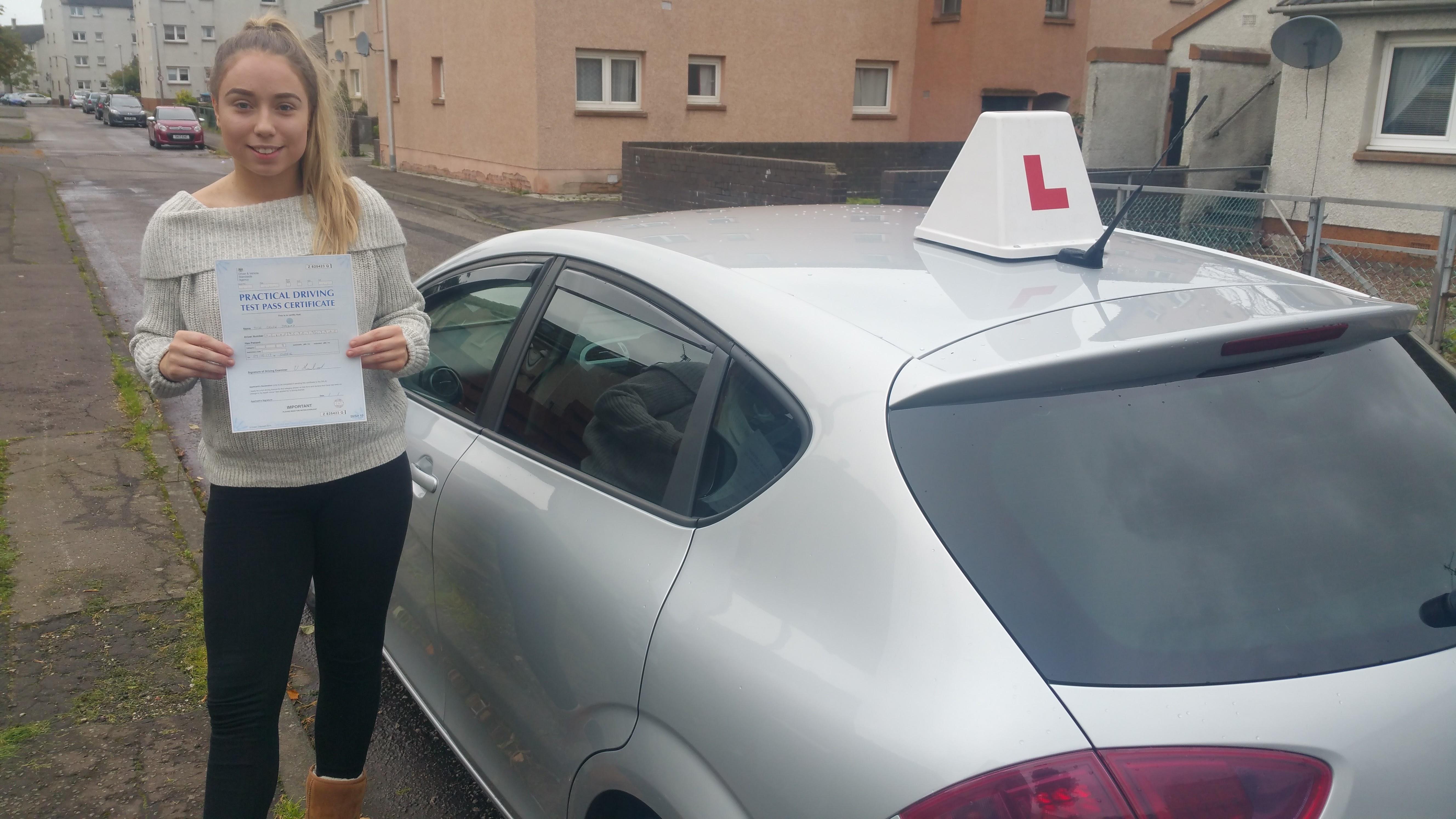 Driving instructor in edinburgh