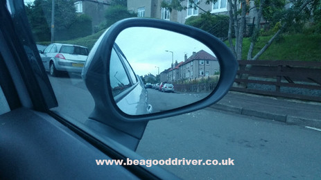 Tips To help You Be A Good Driver: Observations Moving Off.