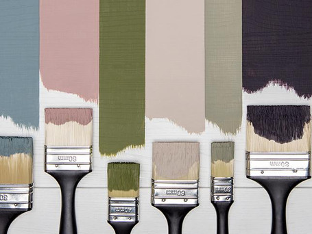 Amazing Colour - a guide to the best non-toxic paints for your home.