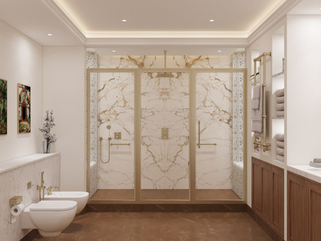 Can a bathroom be Luxurious and Sustainable?