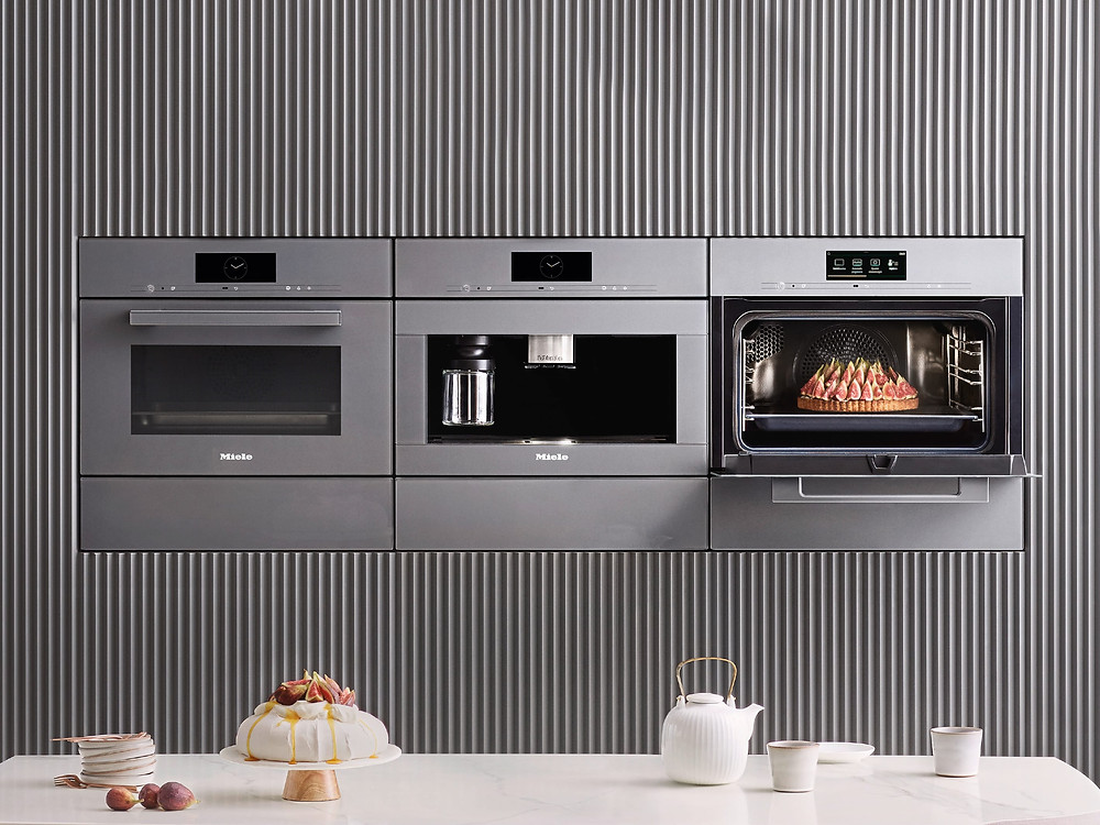 Luxury Miel appliances