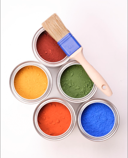 Auro eco friendly paints for the interior designed home