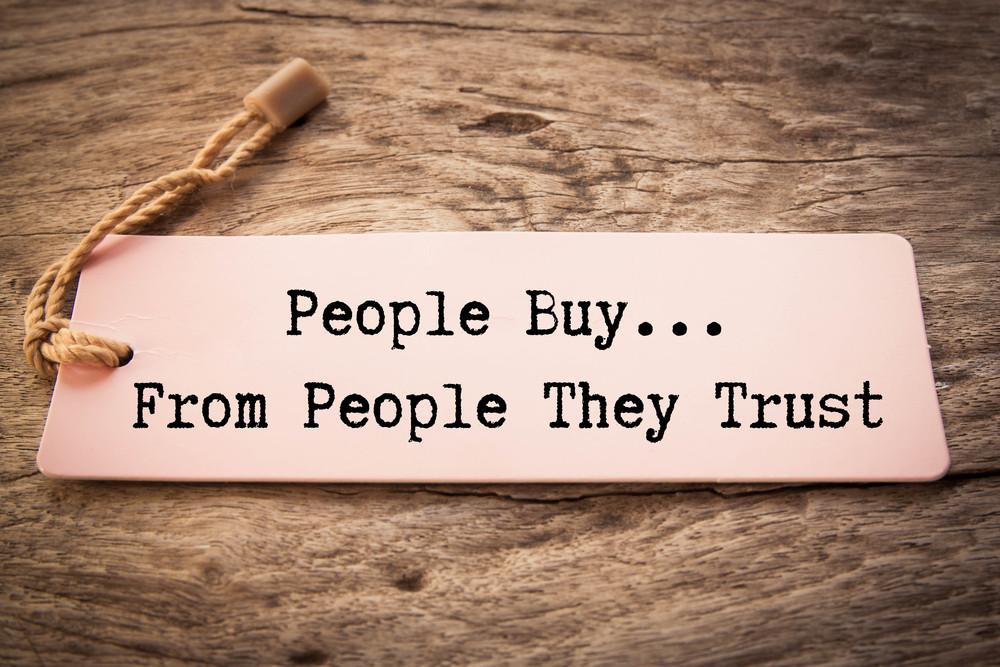 Trust is huge when employing an interior designer