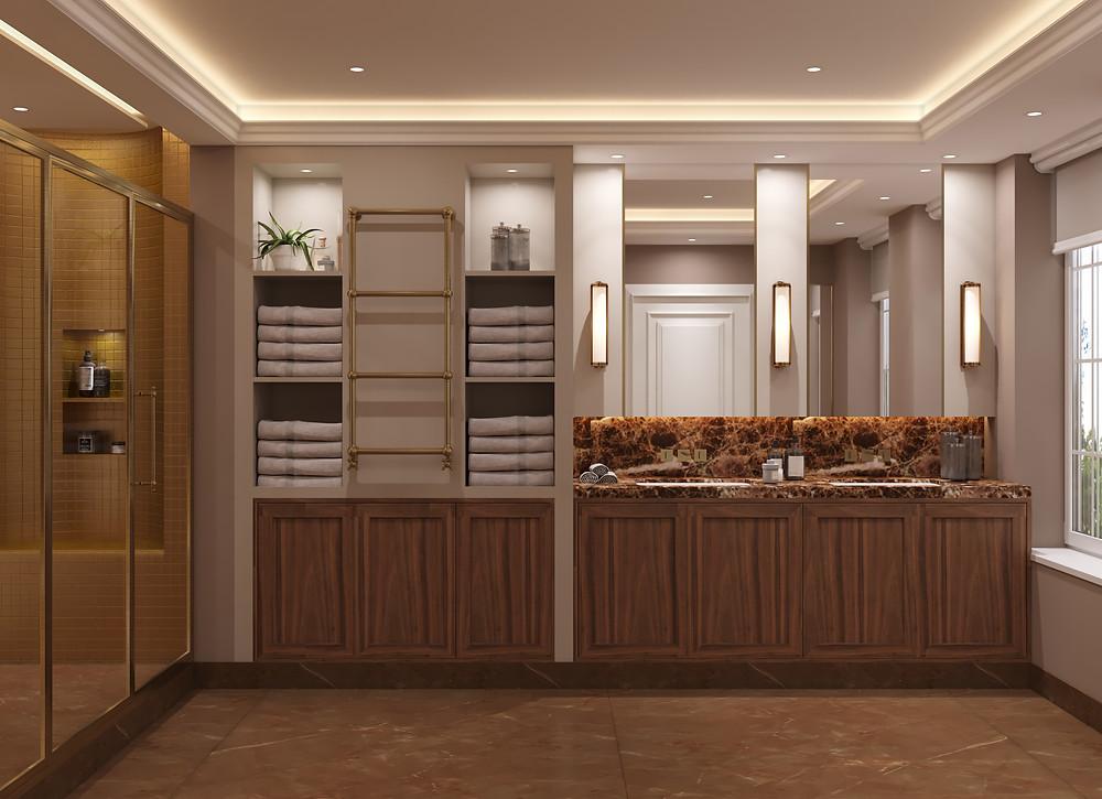 Luxury sustainable bathrooms