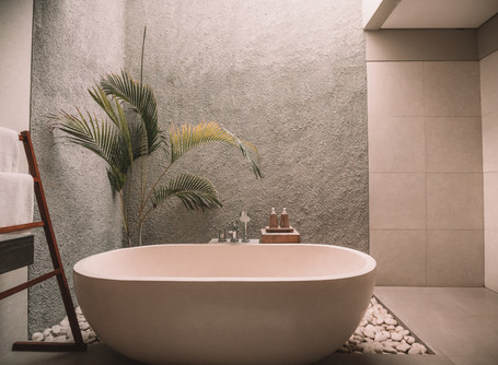 FIVE STEPS TO CREATING A MORE SUSTAINABLE BATHROOM!