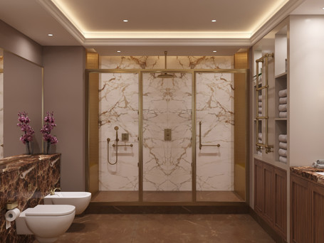 Can a bathroom be luxurious and Green?